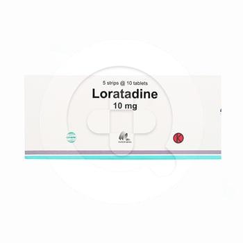 Loratadine Indofarma Tablet 10 mg  harga terbaik
