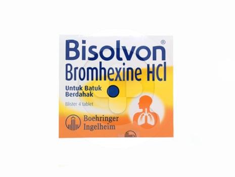 Bisolvon Tablet 8 mg  harga terbaik 123504