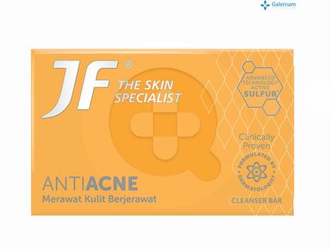 JF Anti Acne Cleanser Bar 90 g harga terbaik 12300