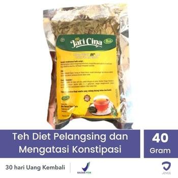 Teh Jati Cina - Teh Diet By Luiza 40 g harga terbaik 12000