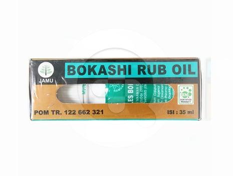 minyak bokashi