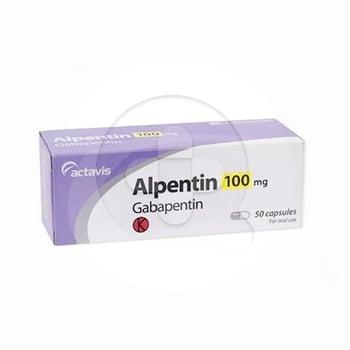 Alpentin Kapsul 100 mg  harga terbaik 218184