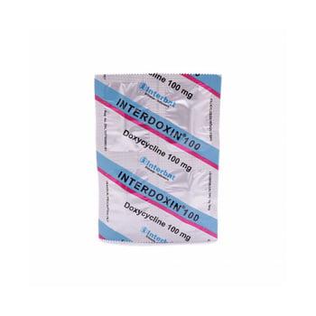 Interdoxin kapsul adalah obat untuk membantu mengatasi infeksi yang disebabkan bakteri