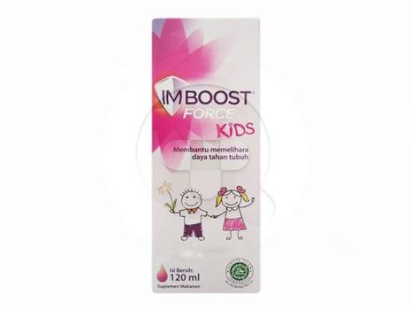 Imboost Force Kids Sirup 120 mL harga terbaik 87624