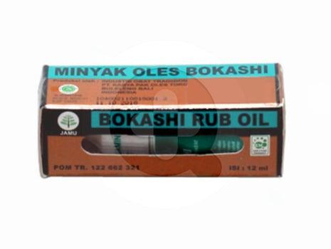 Bokashi Minyak Oles 12 mL harga terbaik 23339