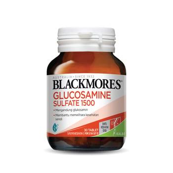 Blackmores Glucosamine Sulfate digunakan untuk membantu memelihara kesehatan sendi
