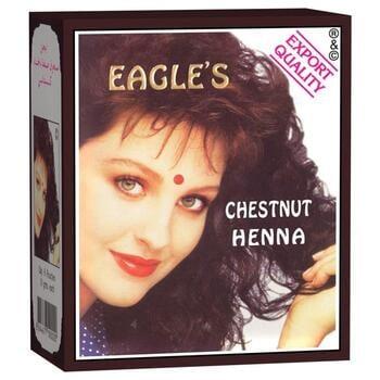 Eagle's Chestnut Henna Hair Dyes (Box @ 6 Pcs)