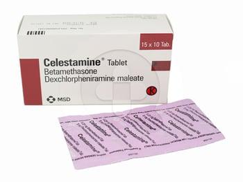 Celestamine Tablet (1 Strip @ 10 Tablet)