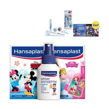 Paket Hansaplast #GakPakePerih untuk Si Kecil