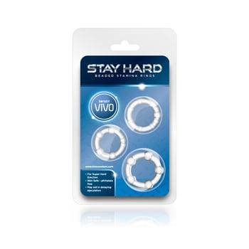 Vivo Stayhard Beaded Ring