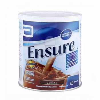 Ensure Susu Rasa Coklat 400 g