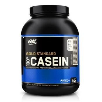 ON 100% CASEIN - Cookies & Cream (4 lb)