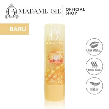 Madame Gie Color Pop Lip Balm Honey