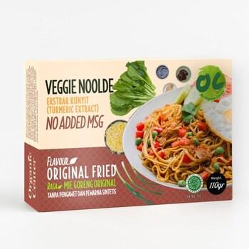 Organic Center-Mie Goreng Veggie Noodle Jumbo 110 g-Goreng Original
