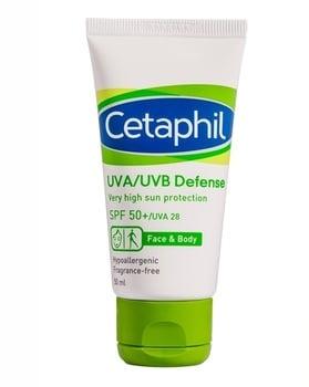 Cetaphil UVA/UVB Defense SPF 50,-50 ml
