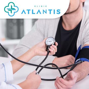 Medical Check Up Standar - Klinik Atlantis Medan