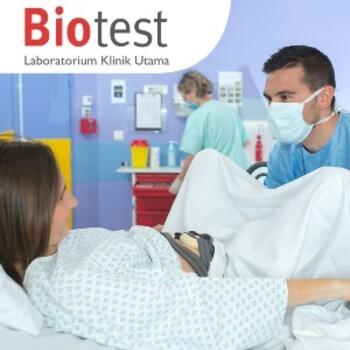 Medical Check Up (Paket Basic Wanita) - Laboratorium Klinik Biotest