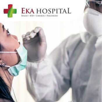 Rapid Swab Test Antigen COVID-19 - Eka Hospital