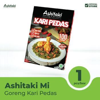 Ashitaki Mi Goreng Kari Pedas (1 Pc)