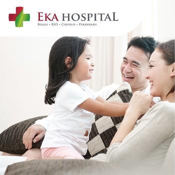 Swab PCR Test COVID-19 (Hasil 1 Hari) - Eka Hospital