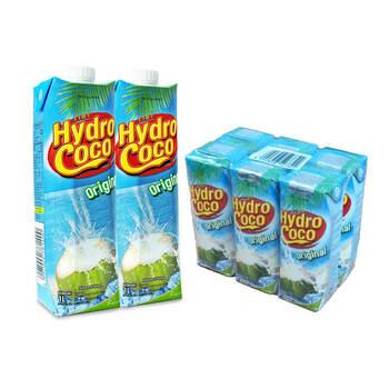 Paket Bundling 2 Hydro Coco 1 Liter + Hydro Coco Shrink 6 x 250 ml