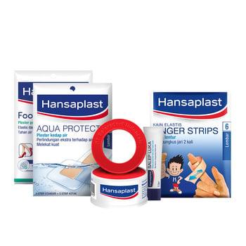 Hansaplast To Go Package