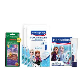 Hansaplast Disney Frozen Package