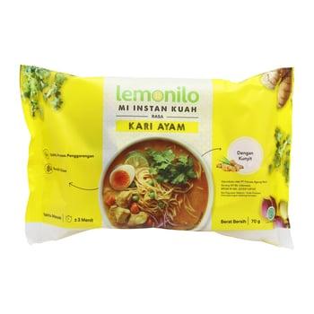 Lemonilo - Mie Instant Kari Ayam