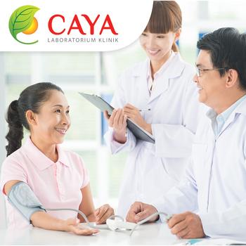 Paket Medical Check Up Screening Lengkap 2 - Laboratorium Klinik Caya Depok