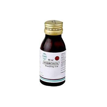 Ambroxol Sirup 30 mg/5 ml 60 ml
