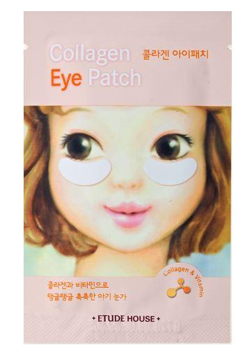 Eye mask patch dari Etude House mengandung kolagen